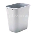 Контейнер для мусора 26 л., пластик Rubbermaid FG295600GRAY
